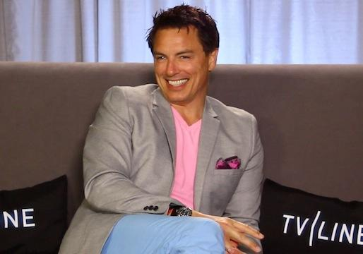 John Barrowman Fleshes Out His Idea for Female Doctor Who, Ducks the Big Arrow Question