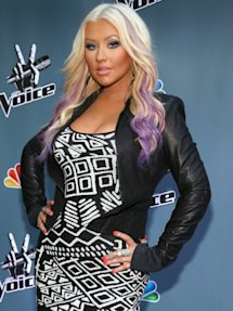 Photo of Christina Aguilera