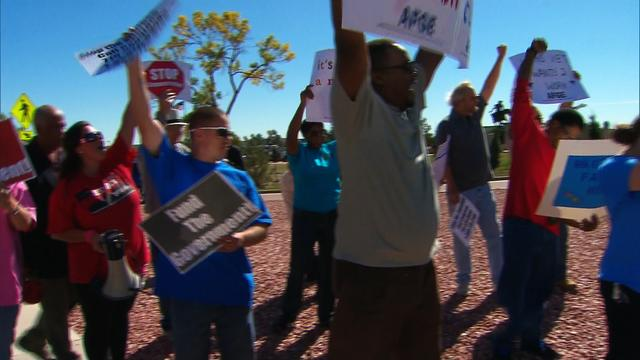 Furloughed Colorado workers frustrated over shutdown
