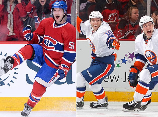 Spoiler Warning: Canadiens, Islanders Crashing Eastern Conference Playoff Party