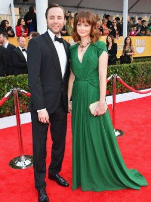 'Mad Men' Co-Stars Alexis Bledel, Vincent Kartheiser Engaged