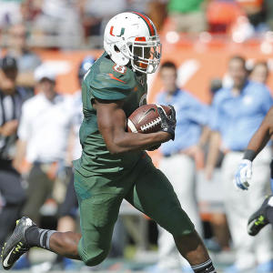 NFL Draft Prospect - Miami RB Duke Johnson