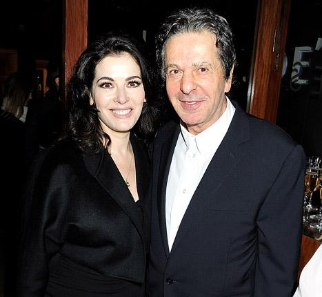 "Nigella Lawson Files Charles Saatchi Divorce Papers, Cites ""Unreasonable Behavior"""