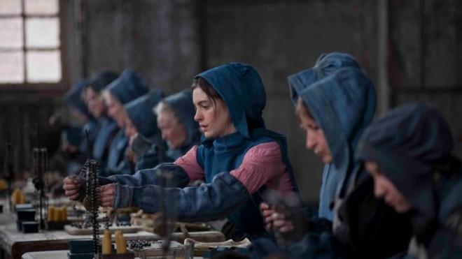 Anne Hathaway: A revelation as Fantine in Les Misérables.