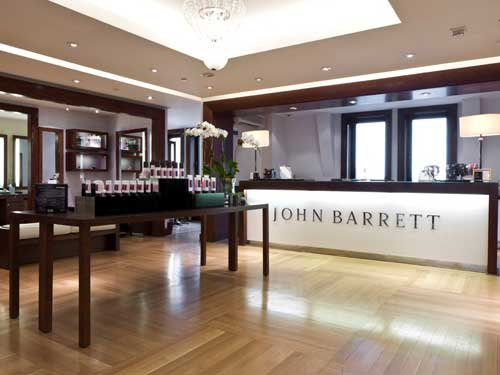 #7. John Barrett Salon at Bergdorf Goodman