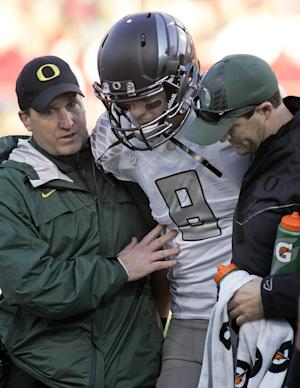 Mannion and Mariota ready for Civil War