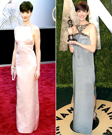 Oscar Show Dresses vs After-Party Looks: Which Is Better?