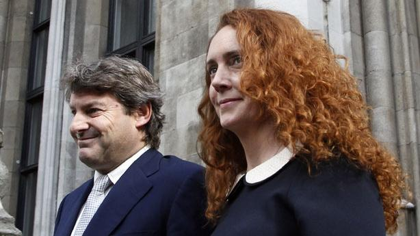 Rebekah Brooks to Be Charged in Phone Hacking Scandal