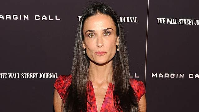Demi Moore Asks Ashton Kutcher For Alimony