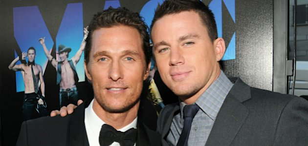 Magic Mike Closes LA Film Fest With A Bang, And Beefcake