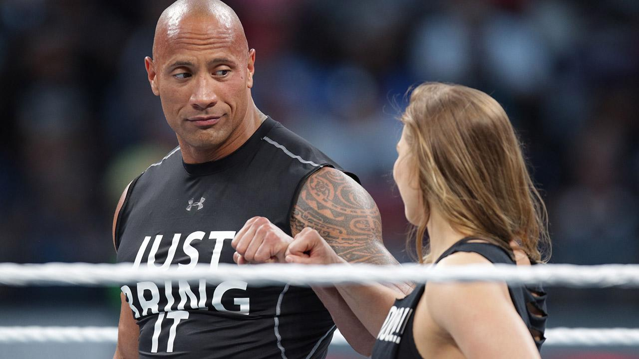 No further WWE plans for Ronda Rousey after her WrestleMania appearance