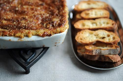 Roasted Fennel & White Bean Dip