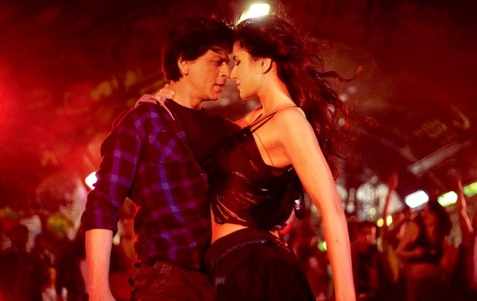 Katrina and Shah Rukh make a hot couple