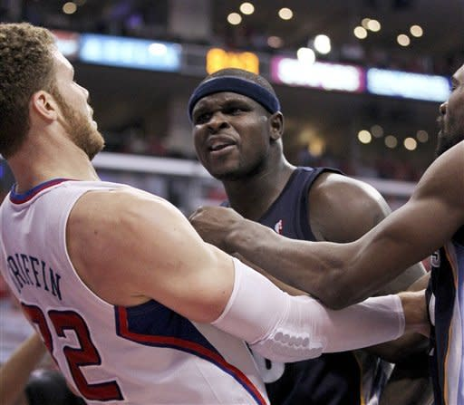CP3 leads Clips past Grizz in OT to 3-1 lead