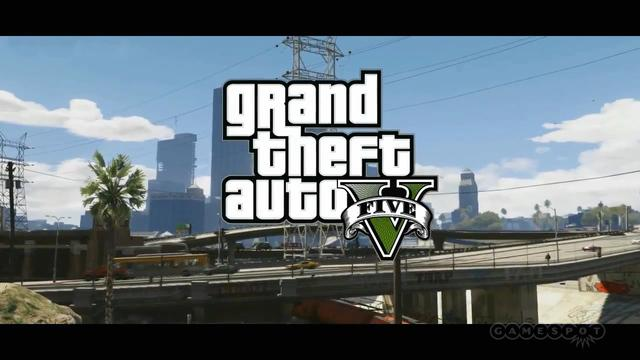 GS News -  GTAV could outsell Call of Duty and go next-gen