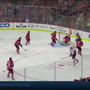 Cory Schneider Save on Ryan Getzlaf (03:58/2nd)