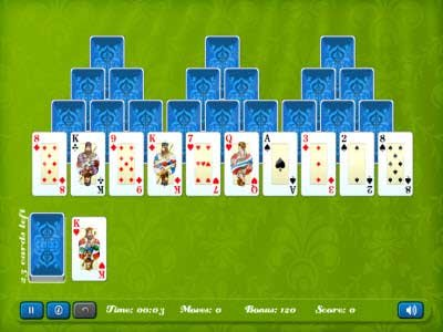 flash solitare