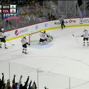 Boston Bruins at Colorado Avalanche - 01/21/2015