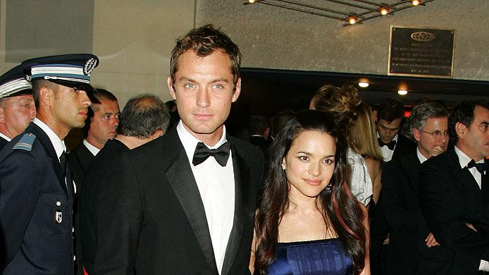 Jude Law and Norah Jones