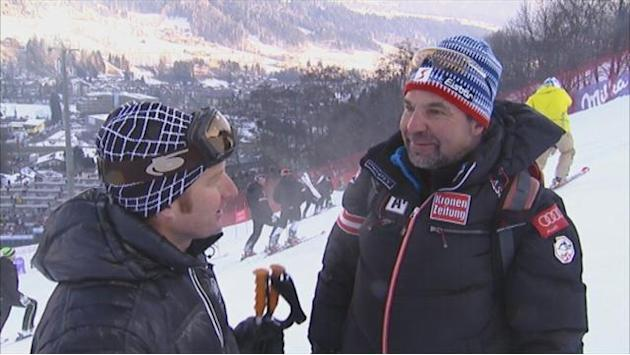 Alpine Skiing - Puelacher discusses the World Championships
