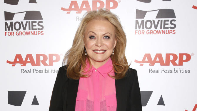 Jackie Weaver attends AARP The Magazine's 12th Annual Movies for Grownups Awards at The Peninsula Hotel on February 12, 2013 in Beverly Hills, California. (Photo by Todd Williamson/Invision for AARP Magazine/AP Images)