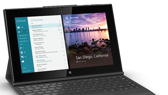 Nokia's Lumia 2520 tablet available at AT&T on November 22nd for $399.99