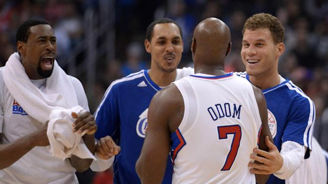 NBA: Dallas Mavericks at Los Angeles Clippers
