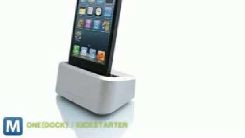 Kickstarting: A One-Dock Solution for All Your Phones