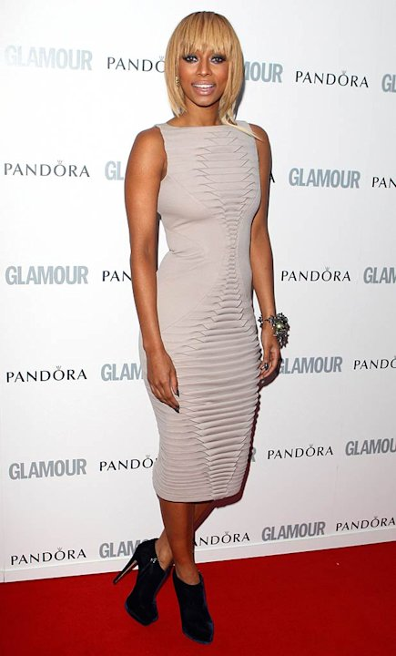 Keri Hilson GlamourWOTY Aw