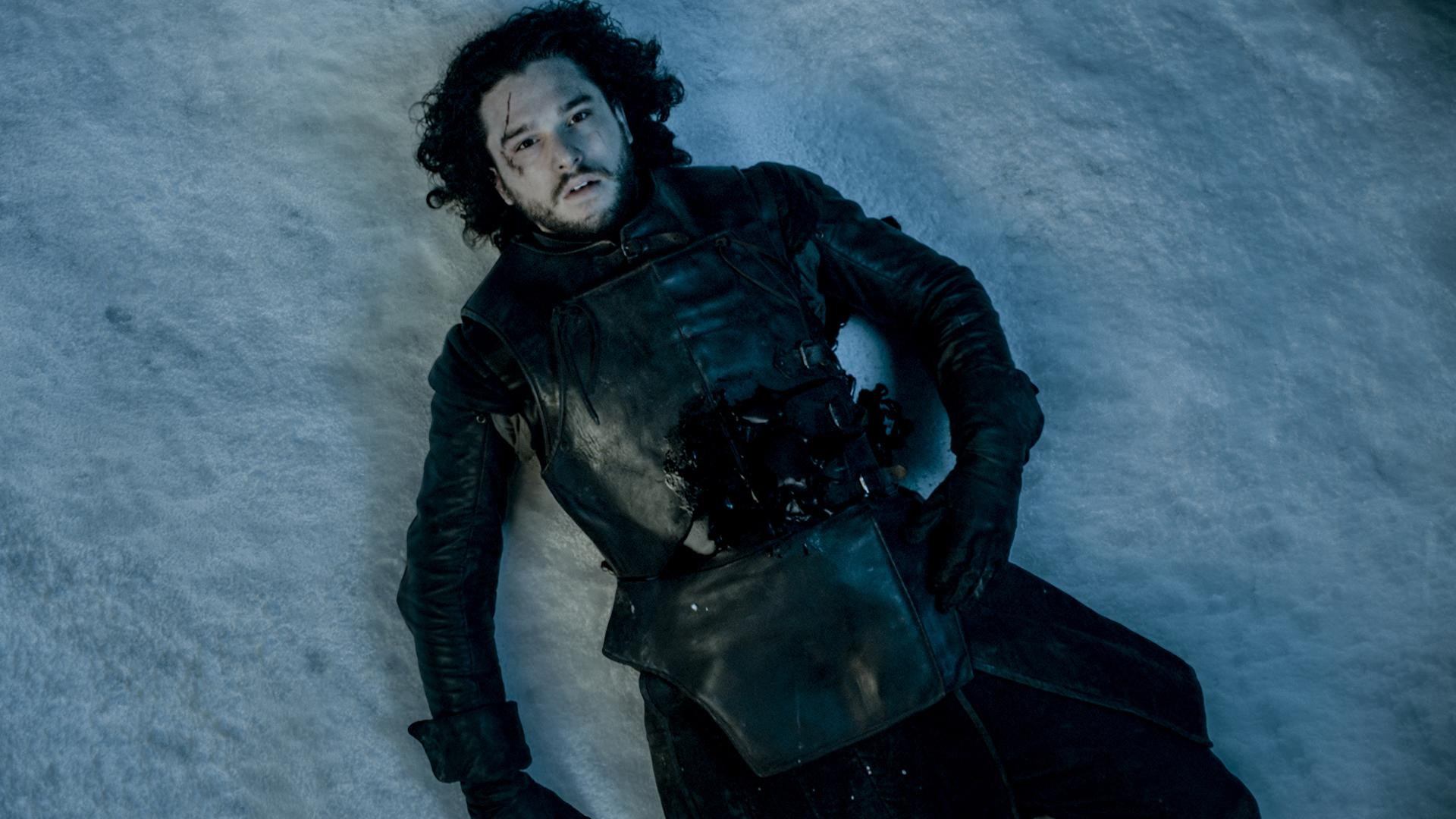 Kit Harington's Message to Fans After That Spectacular Game of Thrones Reveal