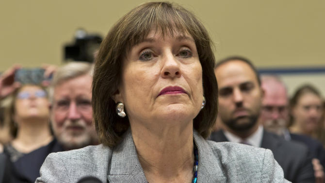 IRS replaces official who revealed targeting