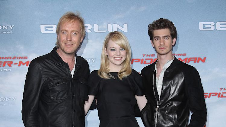 'The Amazing Spider-Man' Germany Photocall