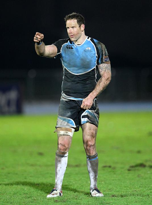 Rugby Union - Graeme Morrison File Photo