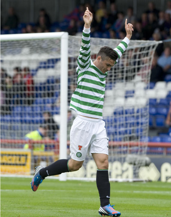Tony Watt has committed his future to Celtic