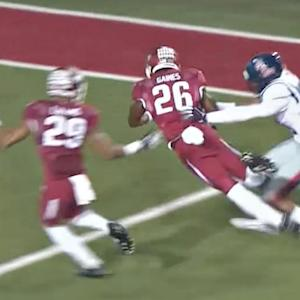 Hog Wild! Razorbacks Rout Rebels