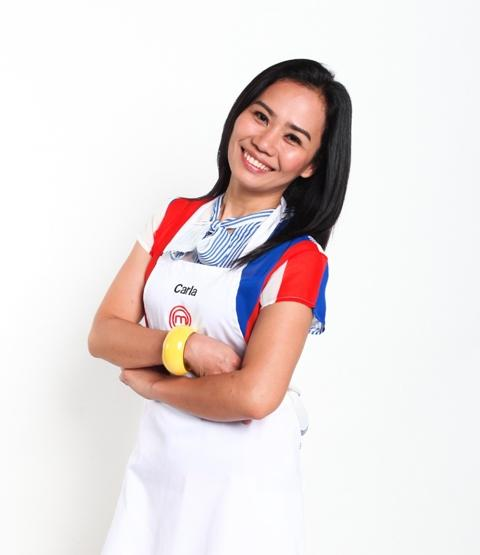 MasterChef Pinoy Edition finalist Carla