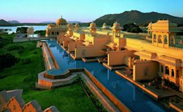 Oberoi Udaivilas, India (Courtesy of Oberoi Hotels & Resorts)