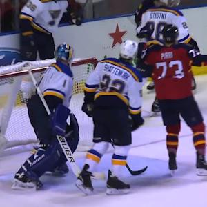 Campbell finds Huberdeau