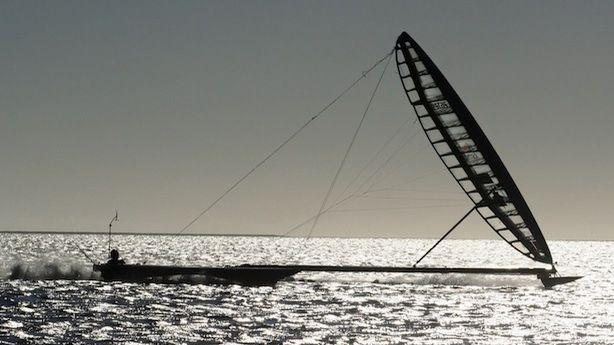 Fast Super-Sailboat Ever; A Trail of Hidden Mexican Money