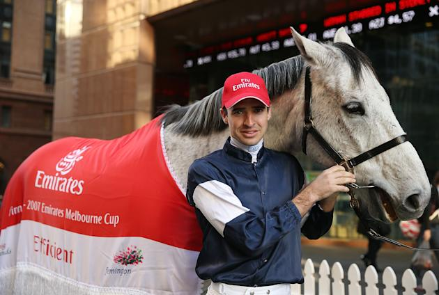 Emirates Melbourne Cup Tour In Sydney