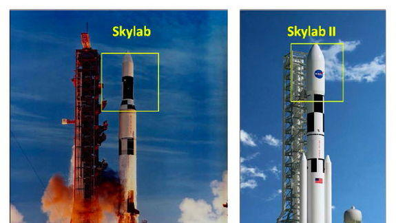 40 Years Later, Skylab Space Station Inspires Possible Successor