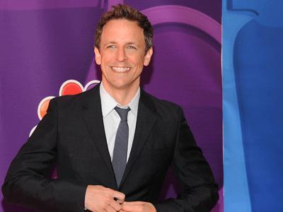 Seth Meyers on Moving to 'Late Night'