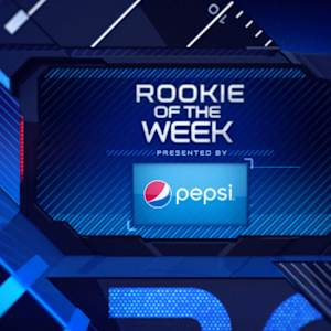 Week 4: Pepsi Rookie of the Week nominees
