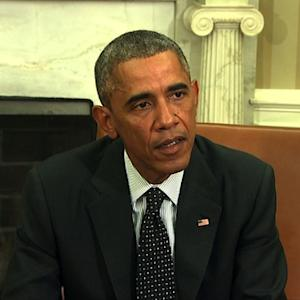 """Obama: U.S. stands """"side by side"""" with Canada after shootings"""