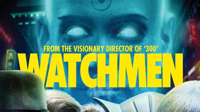 Watchmen Warner Bros 2009 Still Poster