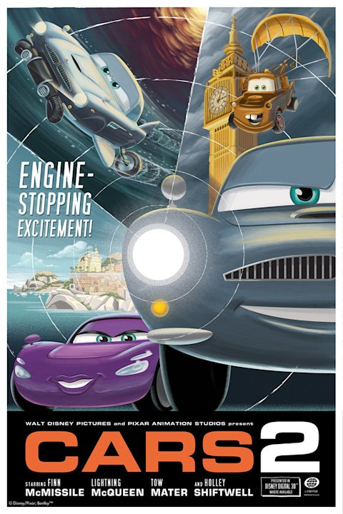 cars 2 Stills Disney Pixar