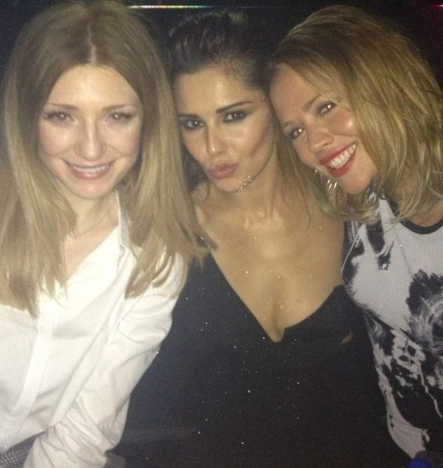Cheryl Cole, Nicola Roberts, Kimberley Walsh