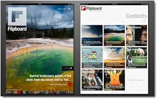5 Cool Apps To Save You From Social Media Overload image Flipboard app for social media news