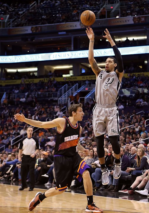 San Antonio Spurs v Phoenix Suns