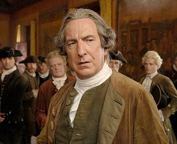 Alan Rickman in Dreamworks' Perfume: The Story of a Murderer